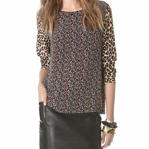 Equipment Liam Silk Blouse